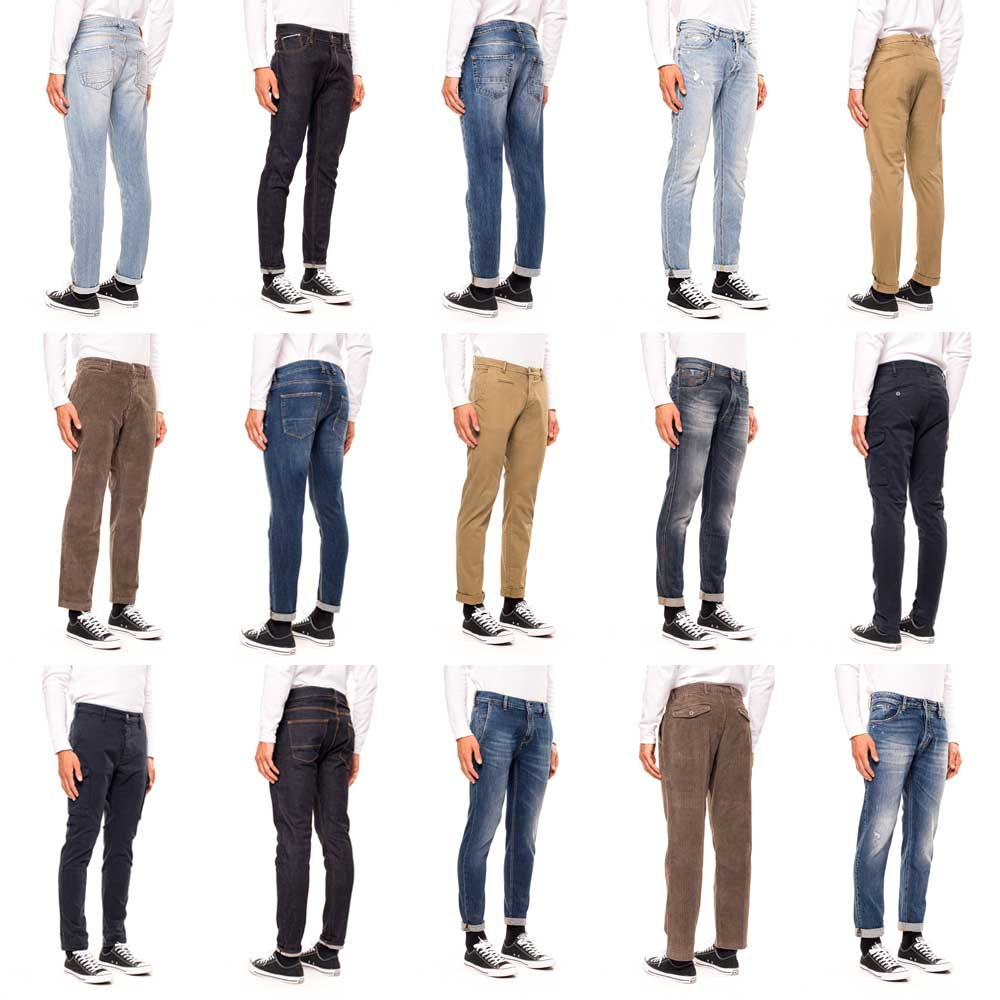 uniform jeans fitguide